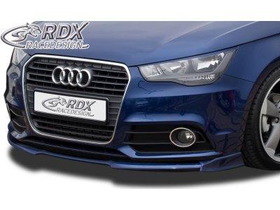 Накладка на передний бампер VARIO-X от RDX на Audi A1 8X