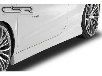 Накладки на пороги Var2 от CSR Automotive на Audi A1 8X