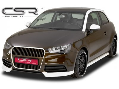 Накладка на передний бампер от CSR Automotive на Audi A1 8X