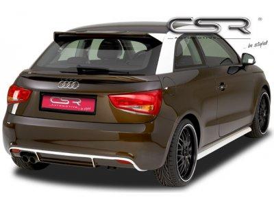 Накладка на задний бампер Var2 от CSR Automotive на Audi A1 8X