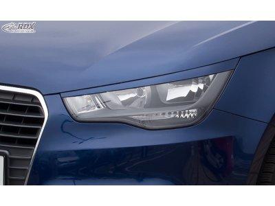 Реснички на фары от RDX Racedesign на Audi A1 8X