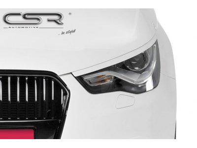 Реснички на фары от CSR Automotive на Audi A1 8X