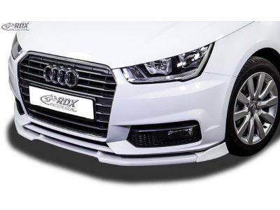 Накладка на передний бампер VARIO-X от RDX на Audi A1 8X Sportback