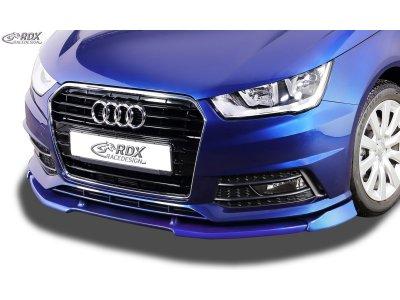 Накладка на передний бампер VARIO-X от RDX на Audi A1 8X Sportback S-Line