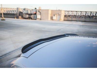 Спойлер на багажник от Maxton Design на Audi S3 8P
