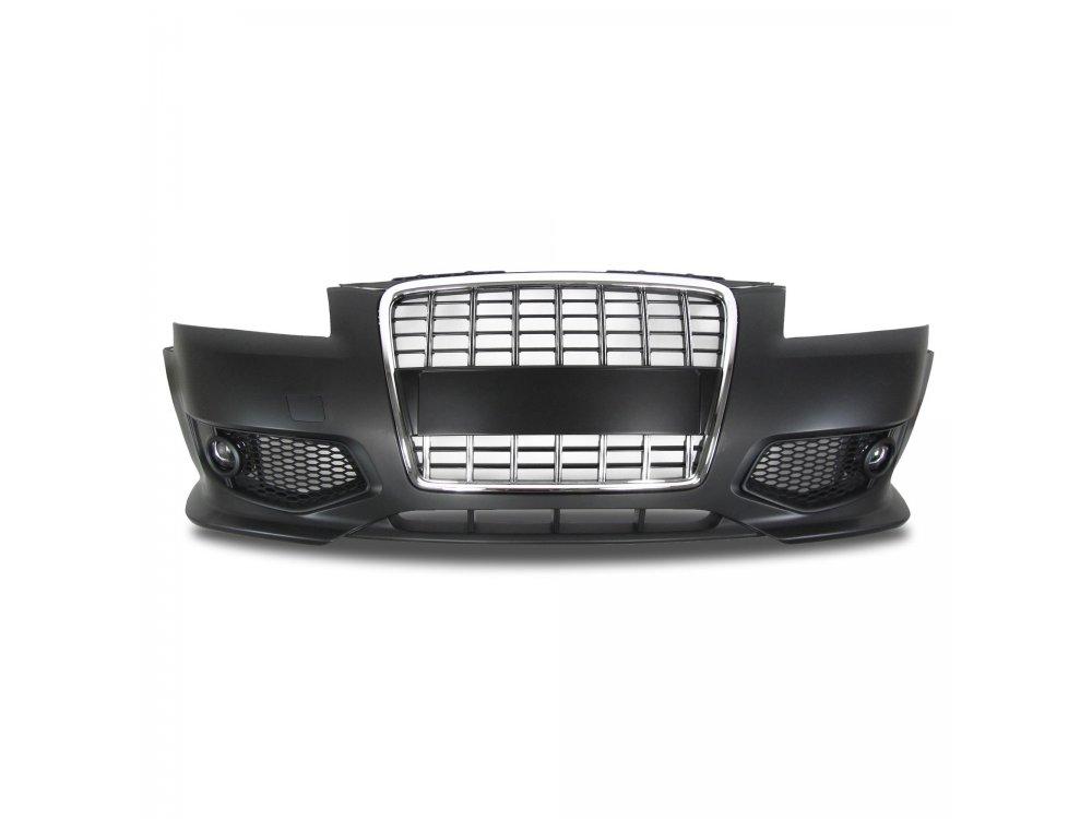 Бампер передний в стиле RS3 от JOM для Audi A3 8P