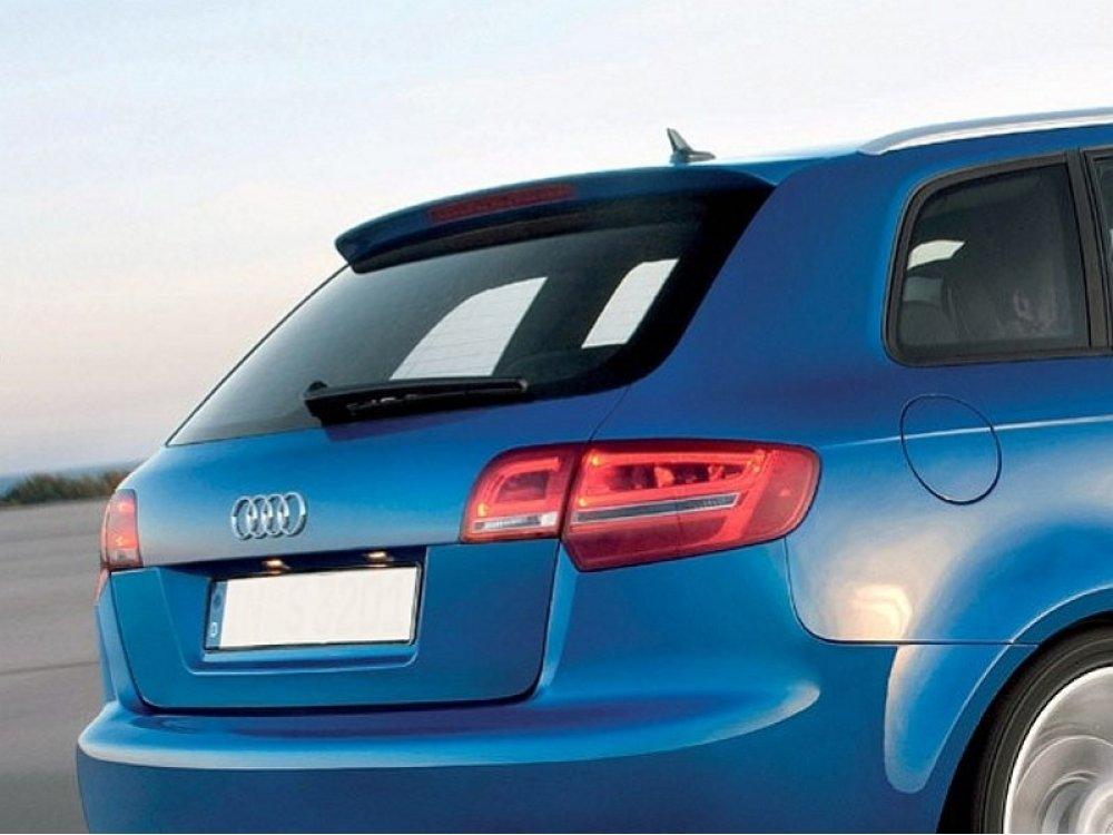 Спойлер на багажник S3 Look от Maxton Design на Audi A3 8P 5D
