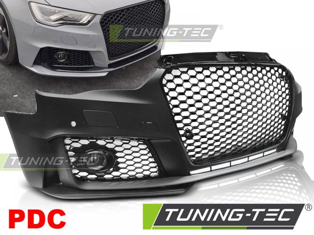 Бампер передний RS3 Look от Tuning-Tec для на Audi A3 8V