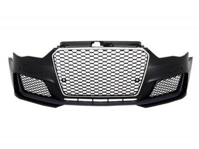 Бампер передний RS3 Look от HD для на Audi A3 8V