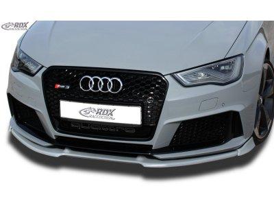 Накладка на передний бампер VARIO-X от RDX Racedesign на Audi RS3 8V
