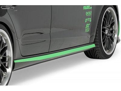 Накладки на пороги от CSR Automotive на Audi A3 8V Sportback