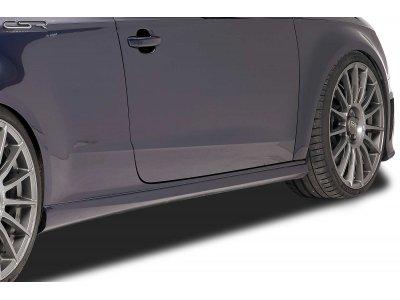 Накладки на пороги от CSR Automotive S-Line Look на Audi A3 8V 3D