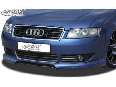 Накладка на передний бампер от RDX на Audi A4 B6 Cabrio