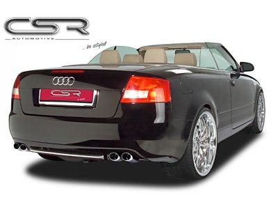 Накладка на задний бампер от CSR Automotive на Audi A4 B6 Cabrio