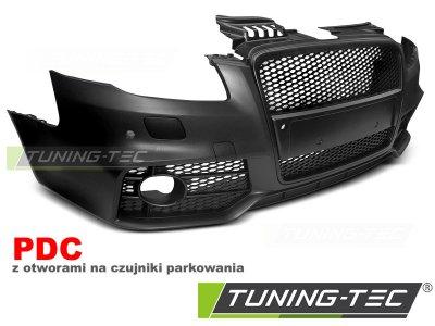 Бампер передний в стиле RS4 от Tuning-Tec на Audi A4 B7