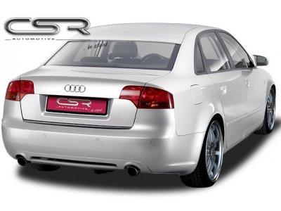 Накладка на задний бампер от CSR Automotive на Audi A4 B7