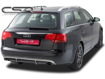 Накладка на задний бампер от CSR Automotive на Audi A4 B7 Wagon