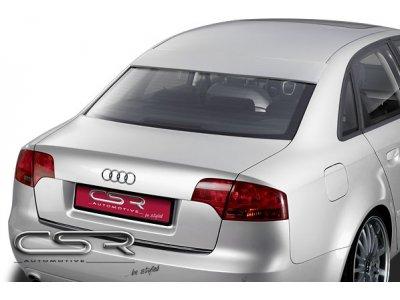 Накладка на заднее стекло на Audi A4 B7 Limousine
