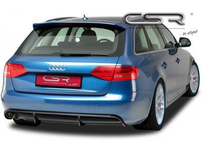 Накладка на задний бампер от CSR Automotive на Audi A4 B8 Wagon
