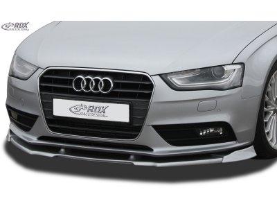 Накладка на передний бампер VARIO-X от RDX на Audi A4 B8 рестайл