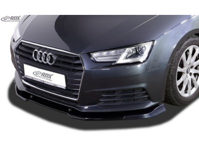 Накладка на передний бампер VARIO-X от RDX на Audi A4 B9