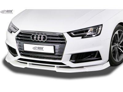Накладка на передний бампер VARIO-X от RDX на Audi A4 B9 S-Line / S4 B9