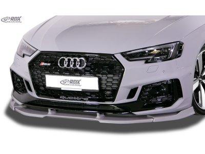 Накладка на передний бампер VARIO-X от RDX на Audi RS4 B9
