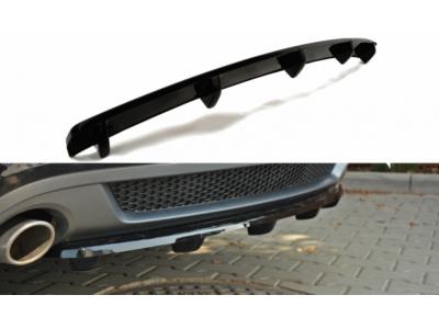 Накладка на задний бампер от Maxton Design Var2 для Audi A5 8T S-Line
