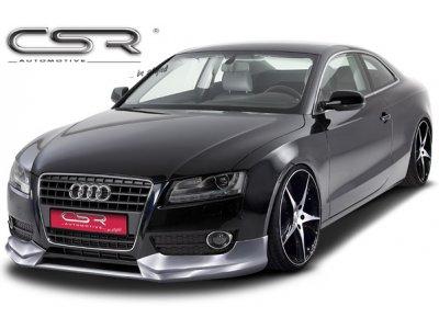 Накладка на передний бампер от CSR Automotive на Audi A5 8T Coupe / Cabrio