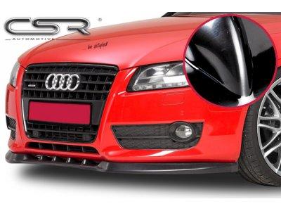 Накладка на передний бампер CSR Automotive на Audi A5 8T