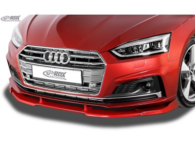 Накладка на передний бампер VARIO-X от RDX на Audi A5 B9 S-Line / S5 B9
