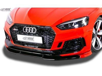 Накладка на передний бампер VARIO-X от RDX на Audi RS5 B9