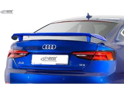 Спойлер на крышку багажника от RDX на Audi A5 B9