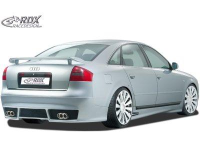 Накладка на задний бампер от RDX Racedesign на Audi A6 C5 рестайл
