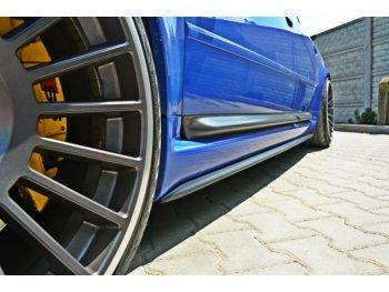 Накладки на пороги от Maxton Design для Audi RS6 C5