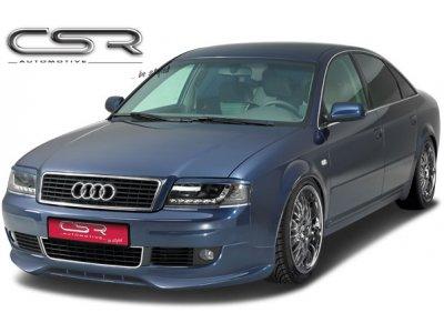 Накладка на передний бампер от CSR Automotive на Audi A6 C5 Limousine / Wagon рестайл