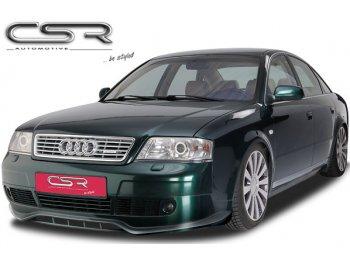 Накладка на передний бампер от CSR Automotive на Audi A6 C5 Limousine / Wagon