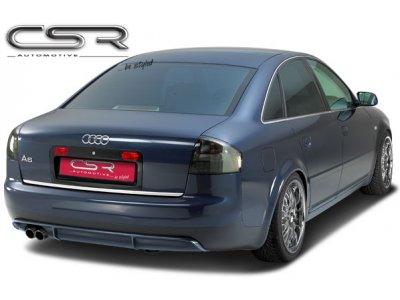 Накладка на задний бампер от CSR Automotive на Audi A6 C5 рестайл