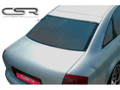 Козырёк на заднее стекло от CSR Automotive на Audi A6 C5 Sedan