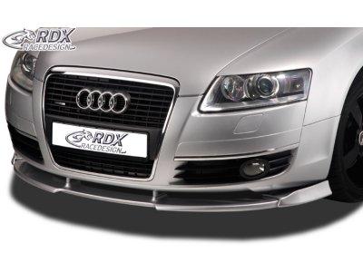 Накладка на передний бампер VARIO-X от RDX на Audi A6 C6