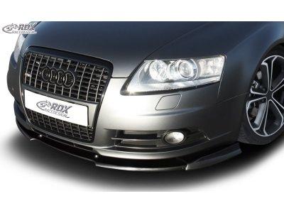 Накладка на передний бампер VARIO-X от RDX на Audi A6 C6 S-Line