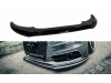 Накладки сплиттеры на передний бампер от Maxton Design Var2 для Audi A6 C7 S-Line
