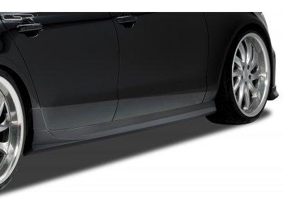 Накладки на пороги от CSR Automotive для Audi A6 C7