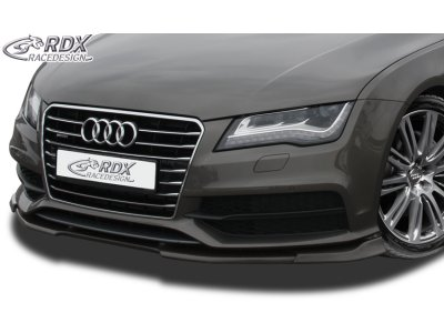 Накладка на передний бампер VARIO-X от RDX на Audi A7 S-Line / S7