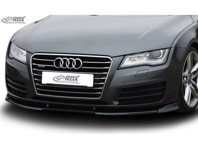 Накладка на передний бампер VARIO-X от RDX на Audi A7