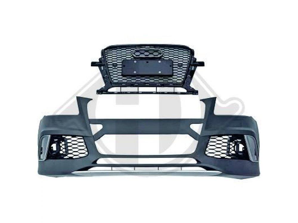 Бампер передний в стиле RSQ5 от HD для Audi Q5