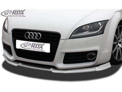 Накладка на передний бампер VARIO-X от RDX на Audi TT 8J S-Line