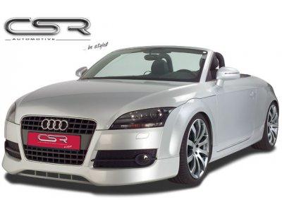 Накладка на передний бампер от CSR Automotive на Audi TT 8J Coupe / Cabrio