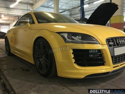 Комплект обвеса Prior-Design для Audi TT 8J (реплика)