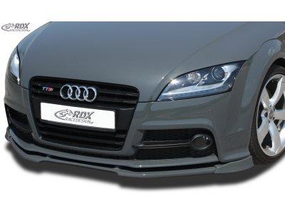 Накладка на передний бампер VARIO-X от RDX на Audi TTS 8J